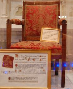 St Catherine Laboure | chair.jpg