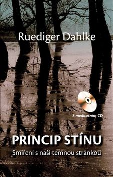 Obálka titulu Princip stínu + CD