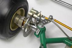 go kart steering geometry - Google Search
