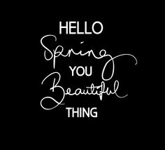 Zuela Photography&Design by Nathalie Saruhashi #quotes #spring #type #beautiful