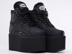 Mens Platform Sneakers by Buffalo