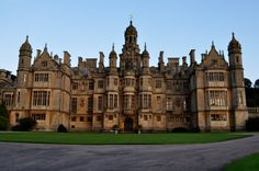 The Gatehouse, Harlaxton Manor