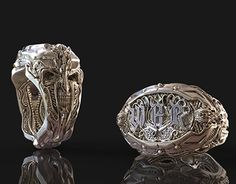 """Check out new work on my @Behance portfolio: """"Jewelry Design: War Ring"""" http://be.net/gallery/36839607/Jewelry-Design-War-Ring"""