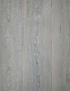 Gray wood floor