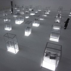 Exhibition Design in Kanazawa by Nendo