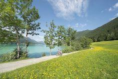 Uhorky - tentokrát kvasené Klopeiner See, Far Away, Austria, Golf Courses, Places, Instagram, Top, Fabric Lampshade, Lugares