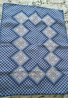 Chicken Scratch, Bargello, Quilts, Embroidery, Blanket, Fabric, Security Alarm, Cleaning, Applique Quilts