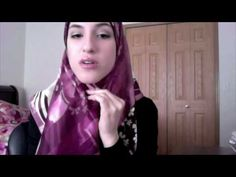 Celebrating Square Hijabs: How to Wear a Basic Square Scarf (Hijab Tutorial)