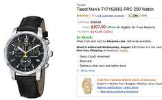 nên mua đồng hồ đeo tay trên Amazon hay Ebay hay là không?
