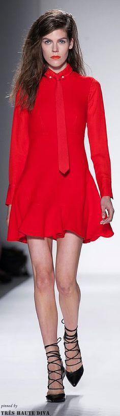 #NYFW Marissa Webb Spring 2014 RTW http://www.nytimes.com/fashion