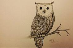 'Owl' by isweartodrunk