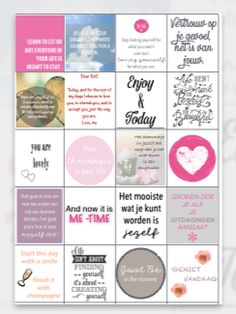 Printable Quotes