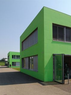 factory, warehouse colour