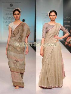 Anavila Sindu Mishra - Trend Floral English Prints and Headbands.