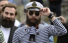 World Beard and Moustache Championships 2015 by Beardrevered.com