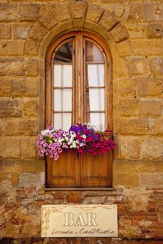 Balcony Photograph - Montisi Bar by Brian Jannsen