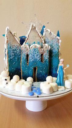 Frozen Gingerbread Castle Http Www Simplyrecipes Com