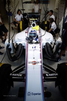 Valteri Bottas Williams, Australian Grand Prix 2014 | Formula1