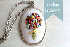 pendant/necklace/embroidery - Căutare Google