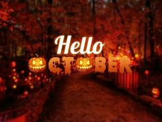 Good Hello October