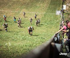 Jeep X Red Bull 400: Hoch die Schanze!