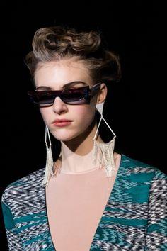 Sfilata Missoni - Autunno-Inverno 2015-2016 - Milano - Moda - Elle