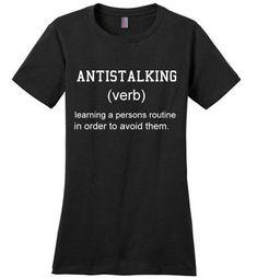 Anti stalking