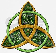 triquetra Protection Symbol