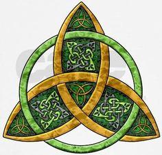 triquetra Protection Symbol                                                                                                                                                      Más                                                                                                                                                     Más