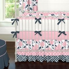 Best Of solid Navy Blue Crib Bedding Set