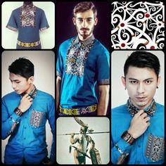 Mavazi menswear , Simplicity of Hidden Dayak, inspiration from Ylang jungle flower in Borneo island Jungle Flowers, Batik Fashion, Men Shirts, Man Fashion, Borneo, Menswear, Textiles, Island, Stone