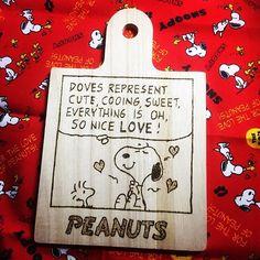 namimocchi連投します コメント閉めます〆 #ウッドバーニング #焼き絵 #焦がし絵 #はんだごて #ハンドメイド #スヌーピー #snoopy #ウッドストック #カッティングボード #Kawaii #my_favorite_peanuts