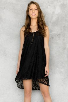 Vanessa Lace Dress