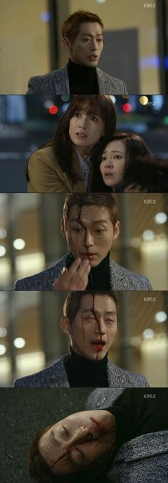 [Spoiler] Added episode 2 captures for the #kdrama 'Chief Kim'