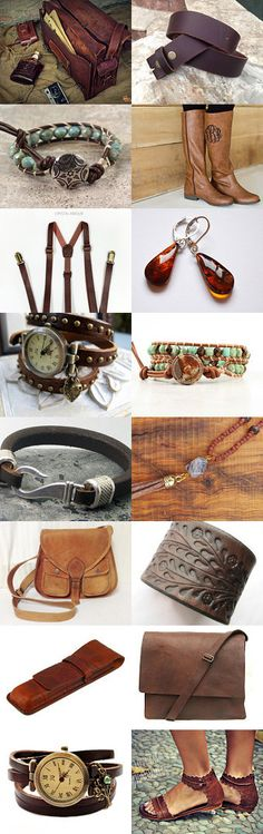 brown by gianluca on Etsy--Pinned with TreasuryPin.com