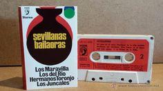 GRATIS !! SEVILLANAS BAILAORAS. MC / DISCOPHON - 1972 / BUENA CALIDAD. GRATIS COMPRANDO 3 ARTÍCULOS.