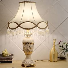 Cheap LED Table Lamps on Sale at Bargain Price, Buy Quality lamp table lamp, lamp neck, lamp colour from China lamp table lamp Suppliers at Aliexpress.com:1,Base Type:B22 2,Shade Type:Fabric 3,Power Source:Solar 4,Style:Europe 5,Is Dimmable:No