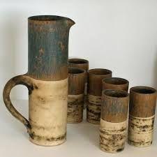 Image result for cylinder pitcher ceramic