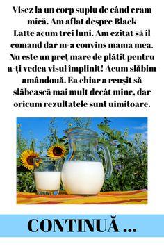 pastile de slabit naturale si eficiente Latte, Mai, Food, Loosing Weight, Fitness Plan, Diet, Health Tips, Get Skinny, Weights