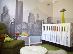 Annie Wise Interior Design | Nursery 51