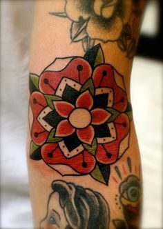 """Just got my ditch done. it was a fun session.  done by Adam """"Swan"""" Perjatel  check him out hes awesome!  perjtattoo.tumblr.com"""