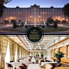 Wedding Venue nominee in #PrestigiousStarAwards 2014 - Portugal's finest, Vidago Palace Hotel:  http://prestigiousstarawards.com/nomination-results/#most-prestigious-wedding-venue