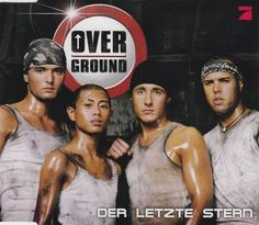 """Der Letzte Stern"" performed by Overground. German National Final 2004. A great song if you are into boybands."