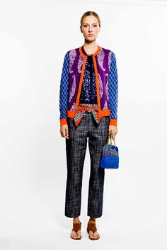 Tory Burch Resort 2011 Fashion Show