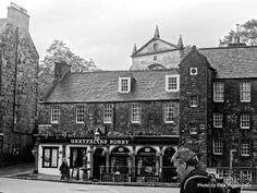 Greyfriars Bobby's Bar, Edinburgh | Photo by Rick Rosenshein