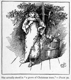 """Louisa May Alcott's """"A Christmas Dream, And How It Came To Be True"""" is characterized as """"A Christmas Carol"""" for children. Enjoy!"""