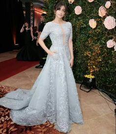 Liza Soberano at Star Magic Ball 2016