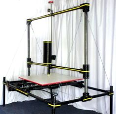 Cheetah 3.1 3D Printer Now Available – 10Xs Faster, 10Xs Cheaper Than Other 3D Printers -  http://3dprint.com/43458/cheetah-3d-printer-fouche/