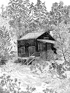 Becca Stadtlander - lovely cottage