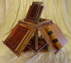 Jefferson Book Stand - A Monticello Classic